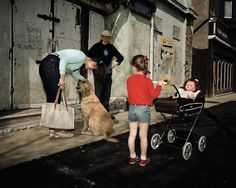 Martin Parr. New Brighton 1983-85 (The Last Resort)