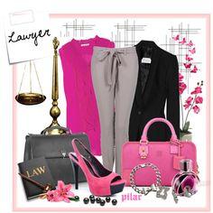 """Lawyer"" by pilar-elena on Polyvore"