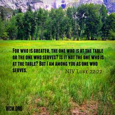 Would you like to serve?   Become an Ordained Minister.  It is simple, meaningful, and affordable.    Learn more about Ordination... http://www.wcm.org/ord.html  #Jesus #Christian #Christianity #serve #God #Yosemite #meadow #California #Ordination