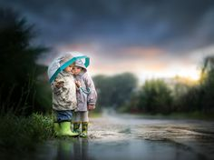Polish Photographer And Mother Captures Magical Moments Of Her Childrens' Days