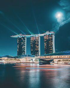 Η εντυπωσιακή αρχιτεκτονική της Σιγκαπούρης