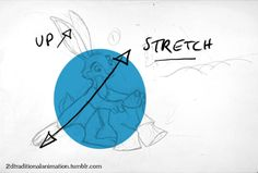 sushixav: Stretch and squash :use it for everything - not on bouncing balls only.