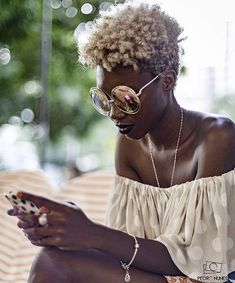 Black girl silver hair #yesmelanin #african #black #blackpeople #melanin #art #queen #love #beauty #pretty #photooftheday #cute #positivevibes #fashion #style #nofilter #me #jj #naturalhair #locs #blackwoman #blacklove #selflove #blackout