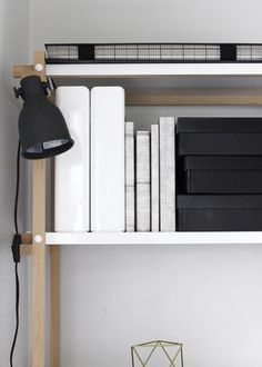 A Merry Mishap: office organizing