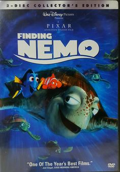 Disneys. ~ Finding Nemo. -  DVD