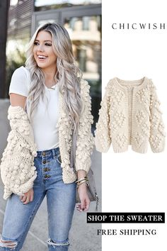 Free Shipping & Easy Return. Up to 30% Off. Shop the Collection. Knit Your Love Cardigan featured by wink_and_a_twirl. Shop the cutest holiday cardigans! (Hand-knitted and available in 6 colors). Holiday coats and cardigan on Sale