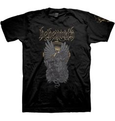 Behemoth - Father - Black T-Shirt - Brand New #Anvil #GraphicTee