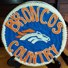 Go Broncos! #Denver #football #nfl