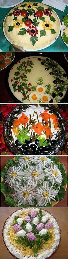 Fazendo pratos - molho de salada | As receitas da minha mãe
