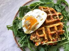 Veggie Waffles Are Here To Win Weeknight Dinners