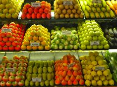 Marzipan Fruits from Turkey