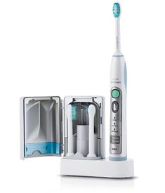Phillips Sonicare Elite with Sanitizer -- The difference between patients who use this and patients who don't is phenomenal. I would recommend this to EVERYONE. #Sonicare