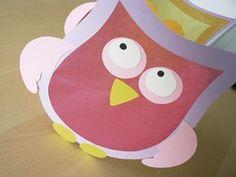 Tutoriel DIY: Fabriquer une lanterne hibou via DaWanda.com