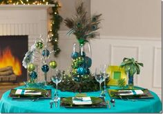Table Decorations - Christmas Decorating -####