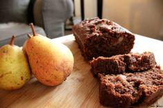Gruszkowe ciasto Nom Nom, Muffin, Breakfast, Sweet, Recipes, Food, Morning Coffee, Candy, Eten