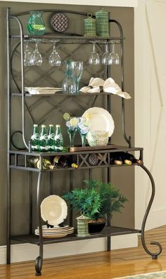Idea for my old bakers rack