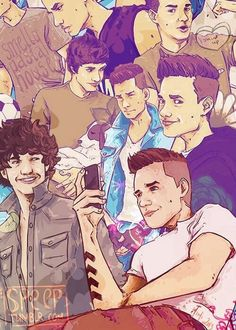 One direction fan art: liam p. Liam Payne, Niall Horan, Zayn Malik, One Direction Fan Art, One Direction Louis, Liam James, Louis Tomlinson, Fanart, Midnight Memories