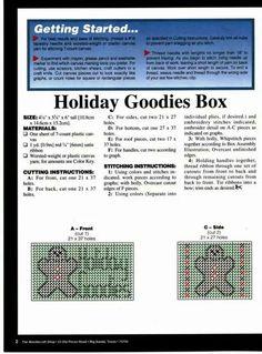 Holiday Goodies Box 2/3