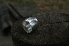 Meredith S. Tibjash Sterling Silver Ring