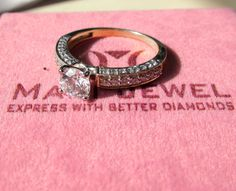 1.70ct Round Solitaire Bridal Wedding & Engagement 0.925 Silver Ring #MJS #Solitaire #mani Jewel #diamonds