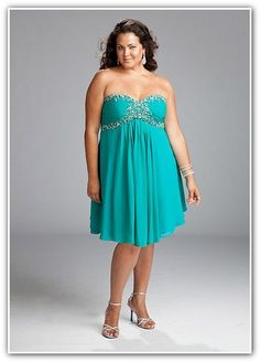 Stylish Plus Size Cocktail Dresses for Any Woman