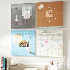 Style Tile 2.0 #pbteen Just do the metal tile and maybe another, for the magnetic makeup holders