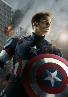 The Evolution of Captain America's Uniform — Tony Stark Avengers Uniform