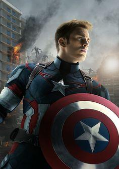 A Evolução Do Uniforme Do Capitão América No Cinema | Magnatas - Pág. 4