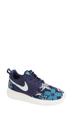 check out 6a022 38cec Nike  Roshe Run  Print Sneaker (Women) available at  Nordstrom Nike Shoes
