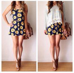 sunflowersdress