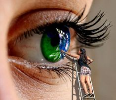 How to Improve Eyesight with Simple Exercises Migraine, Health And Nutrition, Health Tips, Nervous System Problems, Magical Photography, Nature Photography, Effects Of Alcohol, Eye Sight Improvement, Tension Headache