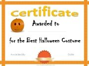 Dance award certificate template places to visit pinterest 13 free printable halloween certificates to give out at halloween costume parties or to friends on halloween yelopaper Image collections