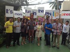 Its more fun the Philippined - DOT Campaign tv launch Davao, More Fun, Affair, Campaign, Product Launch, Tv, Television Set, Television