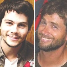 Dylan and his dad