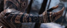 Seal Tattoo, Rune Tattoo, Norse Tattoo, Dark Tattoo, Viking Tattoos, Forearm Band Tattoos, Body Art Tattoos, Tribal Tattoos, Tatoos