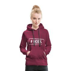 Norge Premium hettegenser for kvinner Sweat Shirt, T Shirt Sport, Tee Shirts, Doce Banana, Penguin S, Black Edition, Text Design, Print Design, Unisex