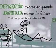 Depresión vs. Ansiedad