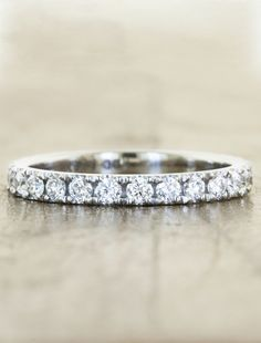 Unique Wedding Bands by Ken & Dana Design