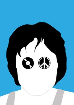 John Lennon Poster on Imposters | Imposters.in | Buy Posters Online