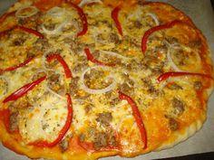 Las recetas de Omy: PIZZA DE JAMIE OLIVER