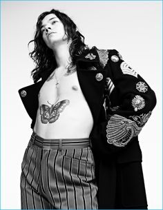 Harry styles for another man magazine (photography by willy vanderperre) . Harry Styles Fotos, Harry Styles Mode, Harry Styles Pictures, Harry Edward Styles, Harry Styles Photoshoot, Chelsea Handler, Christopher Nolan, Stevie Nicks, Desenho Harry Styles