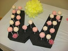 Cake Pops For Baby Shower