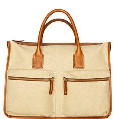 Trash Canvas Messenger laptop bag $525