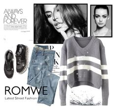 """""""Romwe contest"""" by fashion-336 ❤ liked on Polyvore featuring Trowbridge, Wrap and STELLA McCARTNEY"""