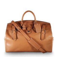 Calfskin Cooper Bag - Ralph Lauren New Arrivals - RalphLauren.com Louis  Vuitton Wallet 5189991e1a4a8