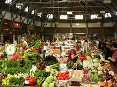 St. Petersburg Food Markets, Russia