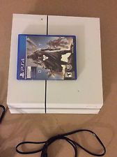 Sony PlayStation 4 500 GB Glacier White Console With Destiny Game