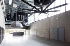 Block Architectes, Proxinnov, Regional platform for innovation, La Roche-sur-Yon, Loire, France