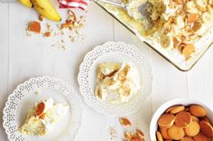 Desserts with Bananas and Nilla Wafers