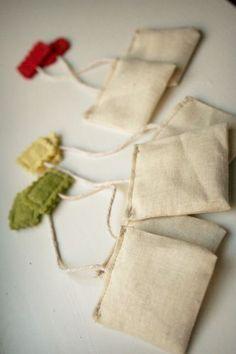 Play tea bags
